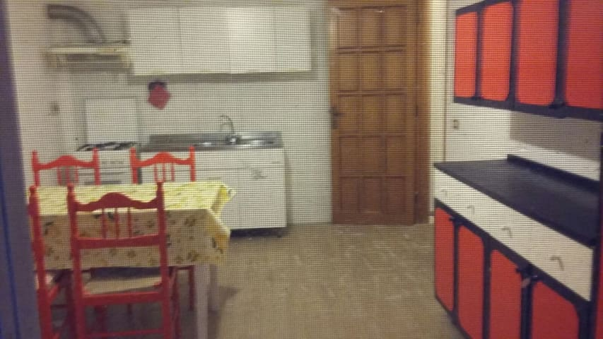 Appartamento in villa con piscina - Mola di Bari - Appartement