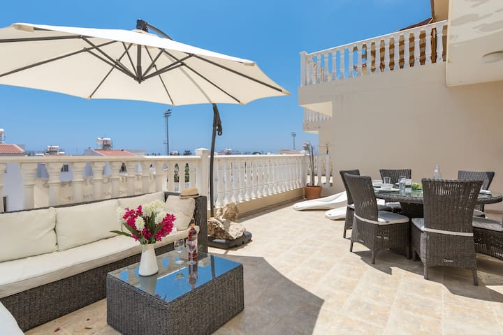 Apartment Eden - 2 Bedrooms - 300m from Beach - Ayia Napa - Apartment