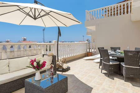 Apartment Eden - 2 Beds with Pool - Ayia Napa