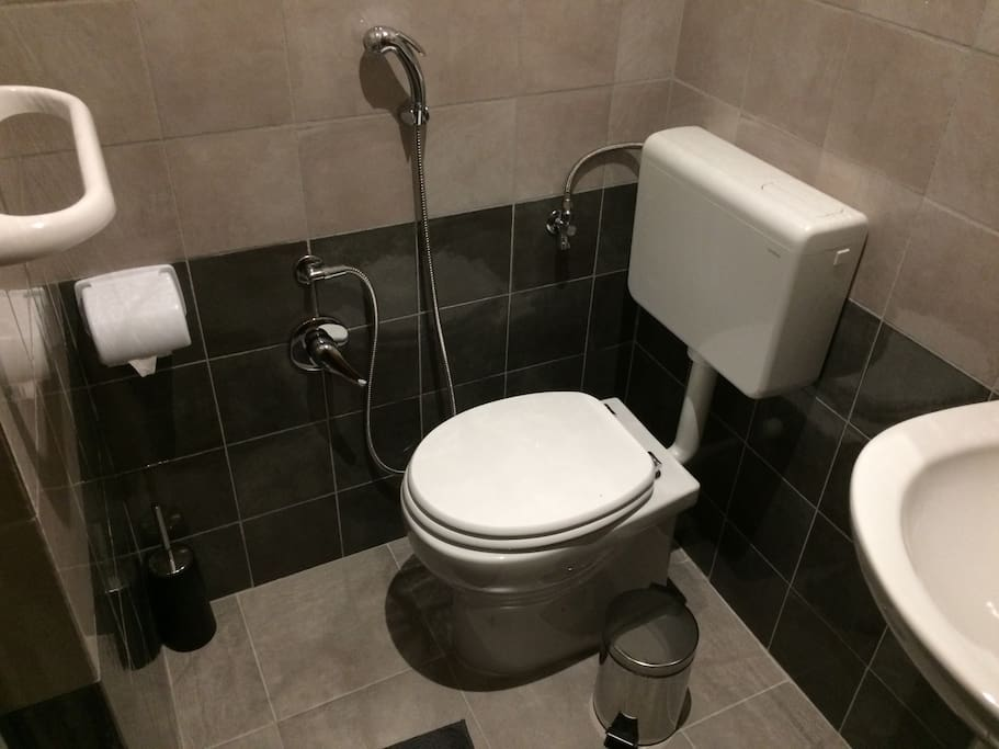 internal private bathroom