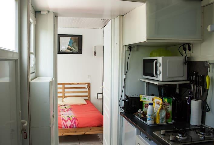 Studio indépendant tout confort - Vigneux-sur-Seine - Casa