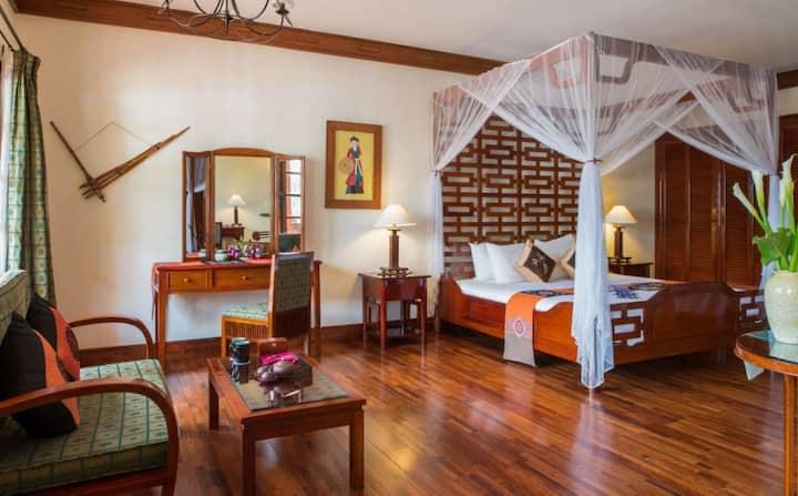 Victoria Suite in Sapa Luxury 5 Star Hotel