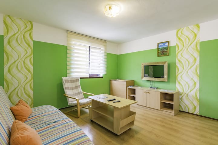 Gaia APARTMENT for 2+2 persons - Umag