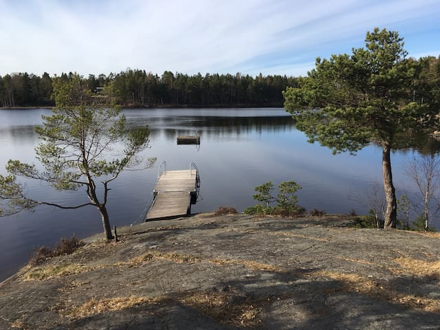 Great villa in Stockholm archipelago!