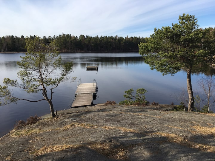 Great villa in Stockholm archipelago!