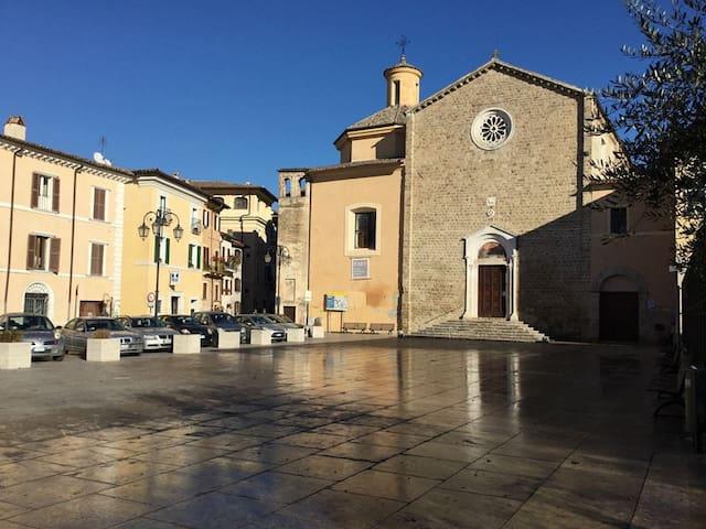 """""""L'Angelo pellegrino"""" casa vacanze - Rieti"""