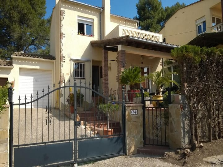 Lovely well maintained Villa Torre gran