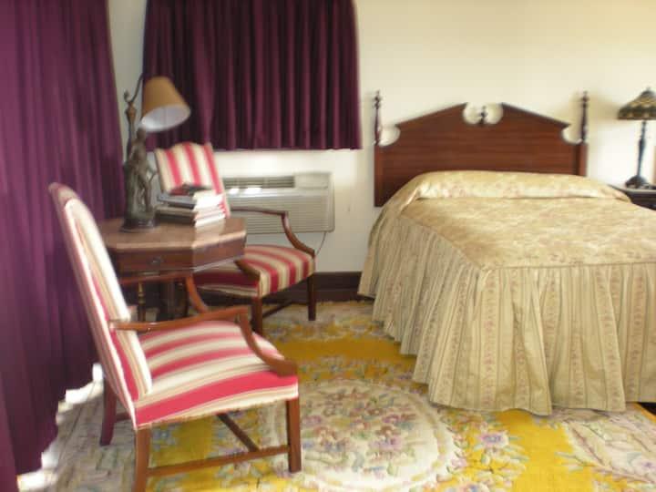 Swan Suite River front comfort
