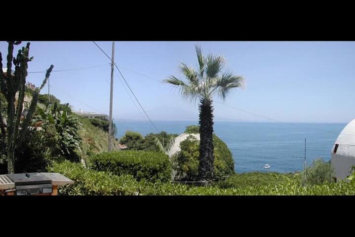 Trullo Framarie  boungalow sul mare - Costa Saracena - Castelluccio - House