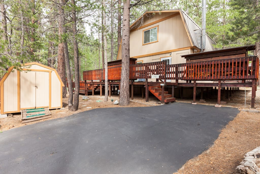 Doug 39 S South Lake Tahoe Cabin Houses For Rent In South