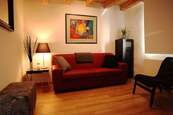 Spacious Apartmen in Brda, Slovenia - Kozana - Apartament