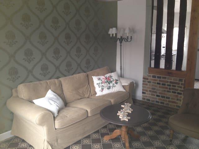 LA PAGERIE, cottage of charm