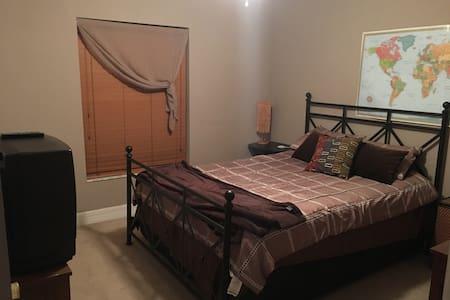 Comfortable private room! - Port Orange