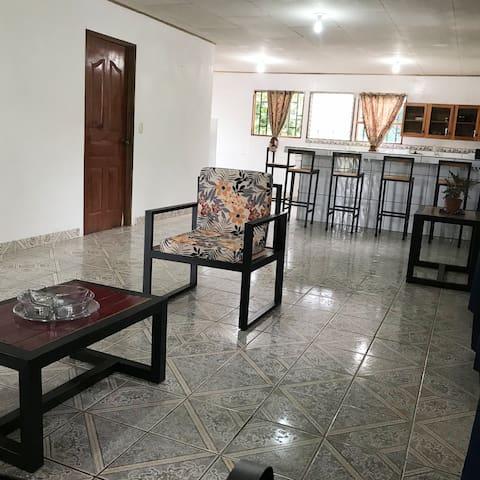 Casa Sierpe 506, un lugar de descanso
