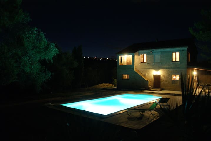 Country House with pool - Recanati - House