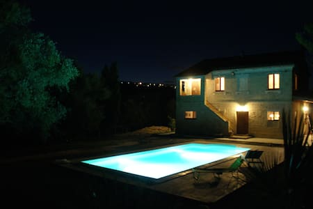 Country House with pool - Recanati - Rumah