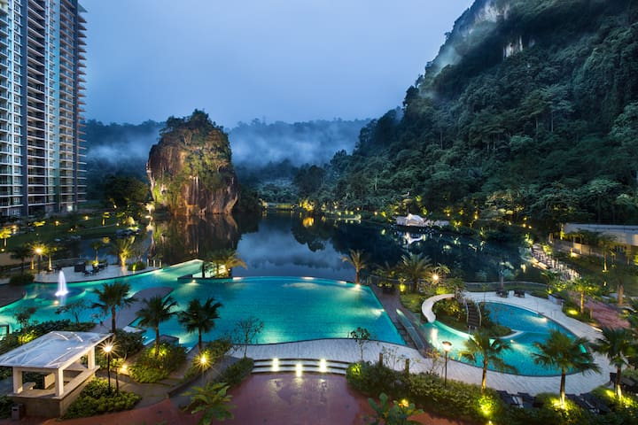 Paradise Resort @ The Haven Ipoh - ipoh - อพาร์ทเมนท์