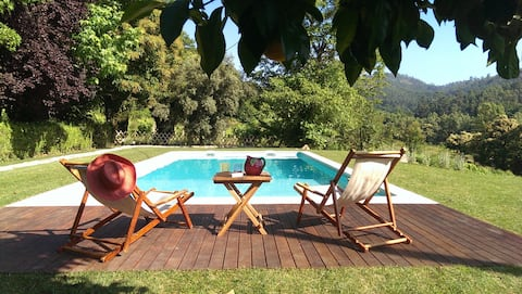 Charming Country House in Vizela