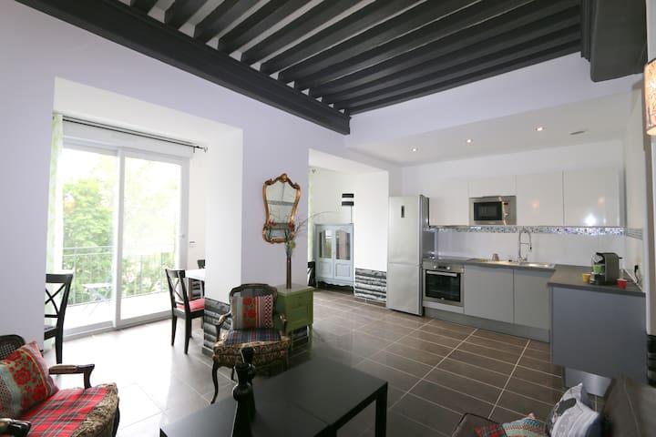 Appartement Vue Rhône