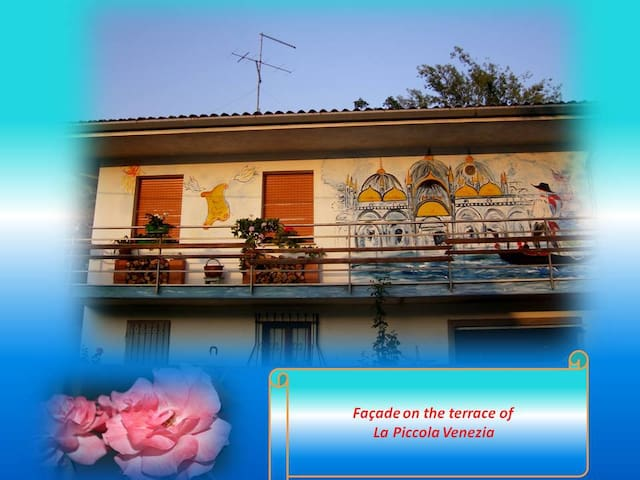 LA PICCOLA VENEZIA - Meduno - Bed & Breakfast