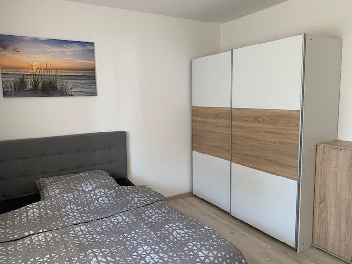 Mitten in Möckmühl modern und neu sanierte Zimmer!