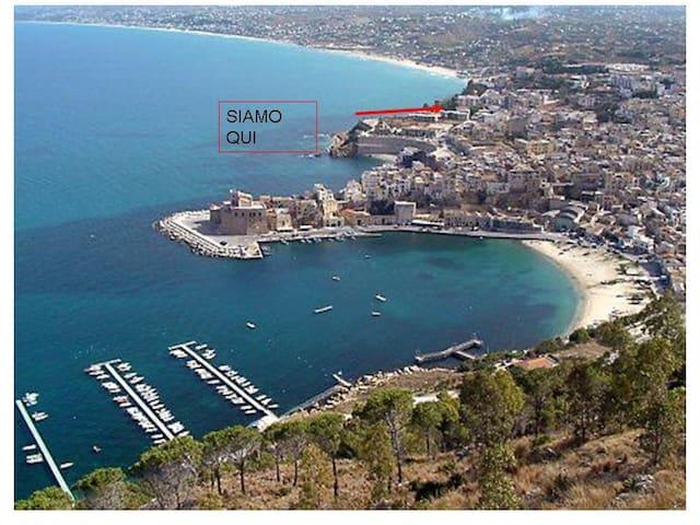 appartamento a due passi dal mare - Castellammare del Golfo - Apartamento