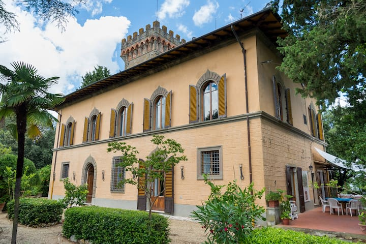 Romantic villa in the Chianti area - Greve in Chianti - Villa