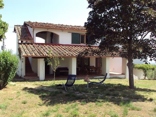villa in chianti - Cavriglia - Вилла
