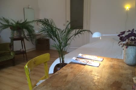 Cosy place in centre of trendy area - Antwerpen - Appartement