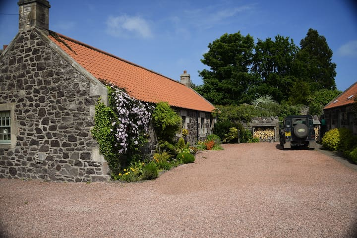 A Homely East Lothian Cottage - East Linton - Casa