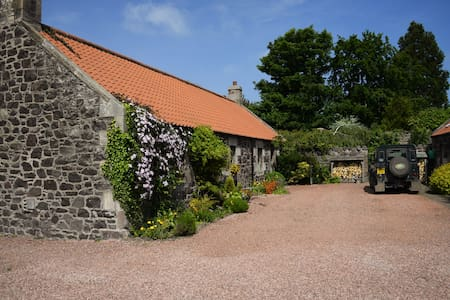 A Homely East Lothian Cottage - East Linton