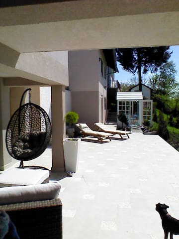 Croatian Peace  (Private sun terrace & garden) - Gornji Prnjarovec - Camper/RV
