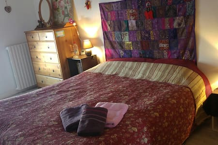 Chambre cocoon Place Marcadie - Tarbes