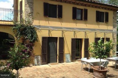 Calme , beauté et accueil familial - Crespina - Apartment