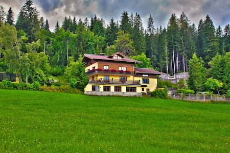 Austrian  Bed and Breakfast rooms