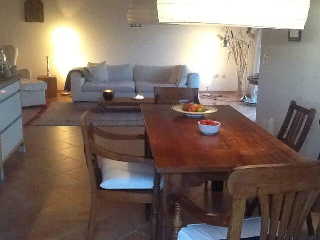 Schöne große Wohnung im Chiemgau - Pittenhart - Wohnung