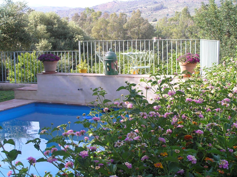 piscina casa Algarrobo