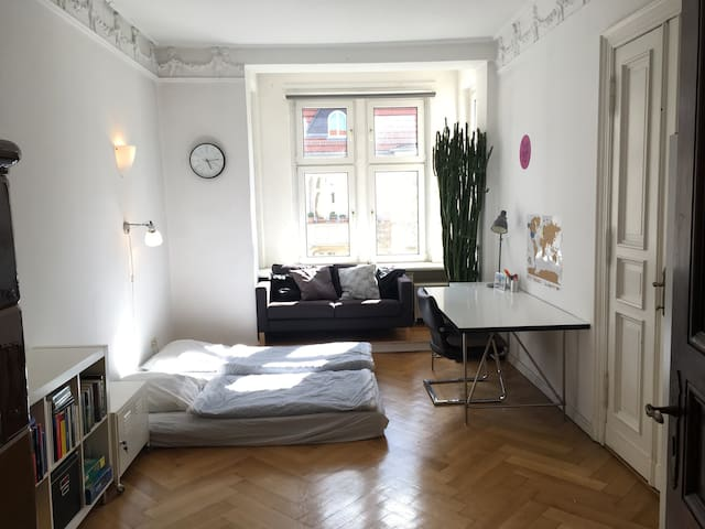Huge room in perfect location! - Berlin - Apartment