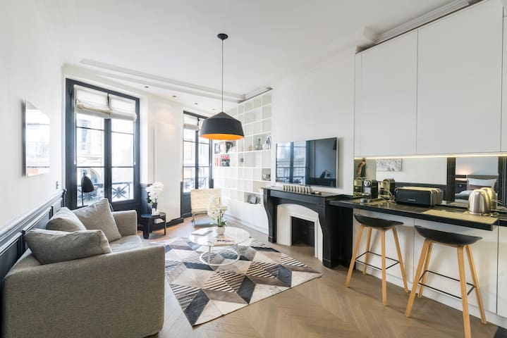 Luxurious Apartment in Saint-Germain