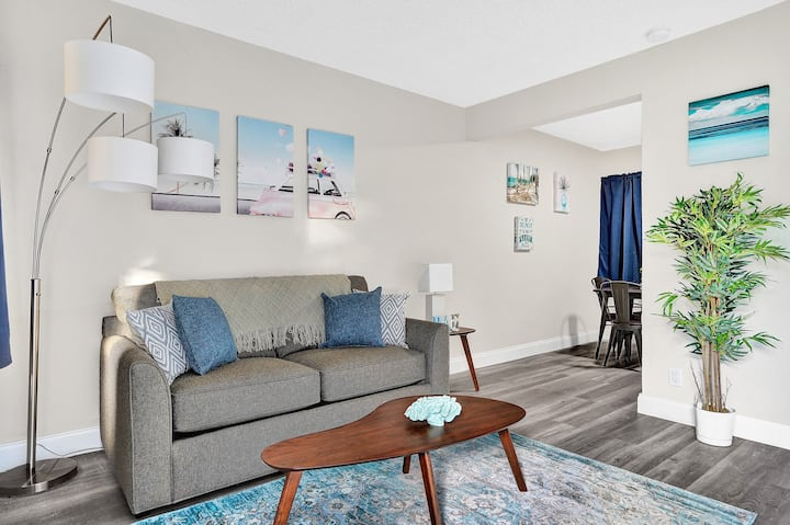 Suites at Sailboat Bend◆1BR next to Las Olas 29|4