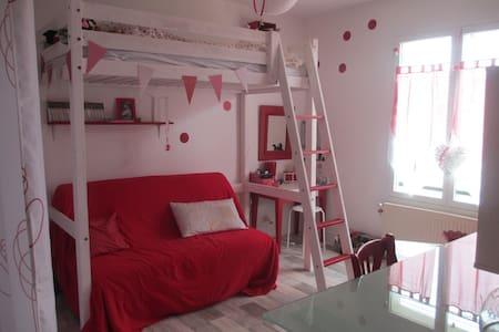 chambre dans notre maison à Perthes - Perthes