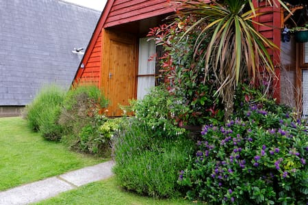 Cheerful holiday home near Deal - Kingsdown - Dağ Evi