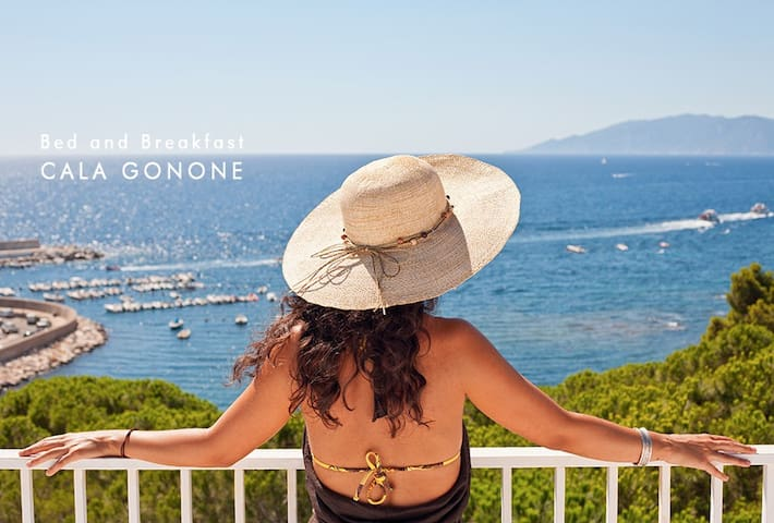 Bed and Breakfast Calagonone 22