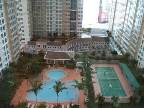 2 Bedroom Fully Furnished at San Lorenzo Place