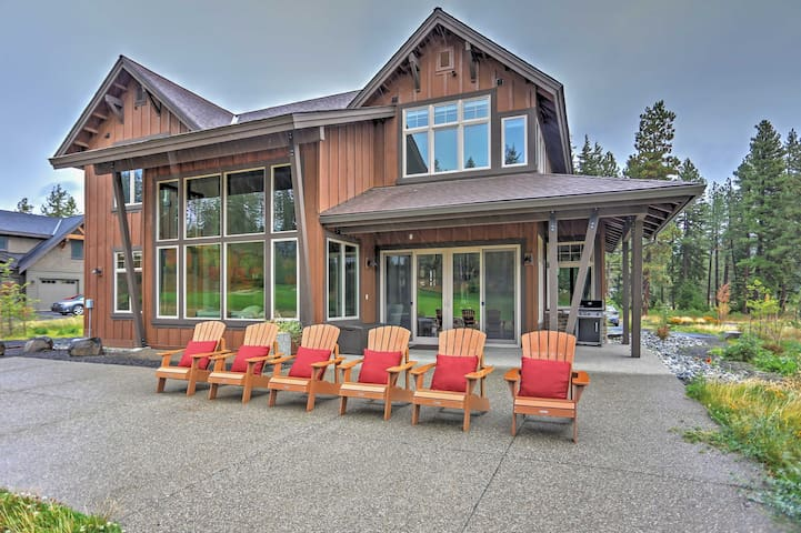 Upscale 5BR Cle Elum House in Suncadia Resort