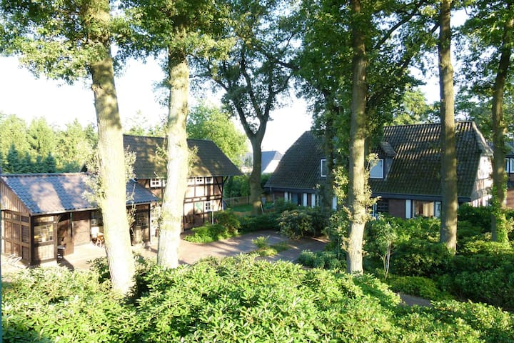 Unser 4 Sterne Ferienhaus - Scheeßel - Huis