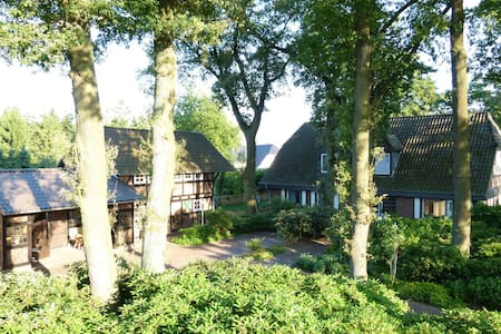 Unser 4 Sterne Ferienhaus - Scheeßel - บ้าน