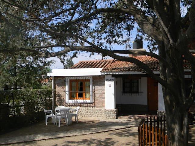 Casa El bosquecito Villa Cura Brochero Todo el Año - Villa Cura Brochero - Huis
