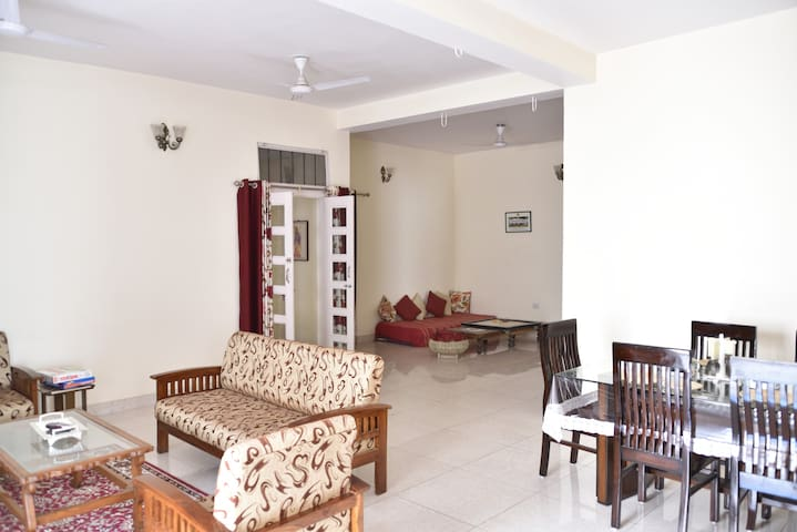 Central 2 BHK Fort View luxery Apartment