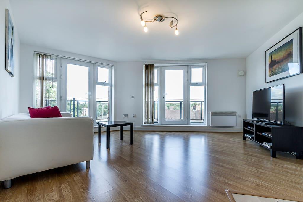 Smart 2 bedroom 2 bath london flat apartamentos en alquiler en londres reino unido - Apartamentos en londres booking ...